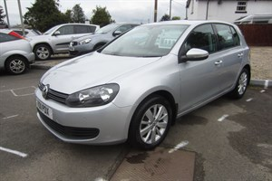 used VW Golf TDI Bluemotion-Tech Match (105bhp) in herefordshire-for-sale
