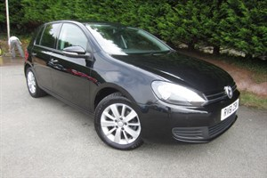 used VW Golf TDI Bluemotion Match (105bhp) in herefordshire-for-sale
