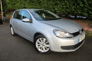 used VW Golf TDI Bluemtion Match (105bhp) in herefordshire-for-sale