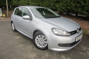 used VW Golf TDI S BlueMotion (105bhp) in herefordshire-for-sale