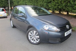 used VW Golf TSI Match (121bhp) in herefordshire-for-sale