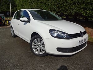 used VW Golf TSI Match (122bhp) in herefordshire-for-sale