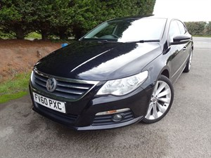 used VW Passat CC TDI (140bhp) in herefordshire-for-sale