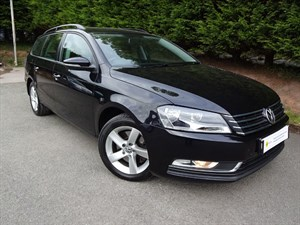 used VW Passat TDI Bluemotion S (105bhp) (Estate) in herefordshire-for-sale