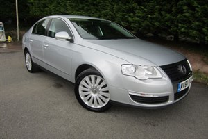 used VW Passat TDI Highline (105bhp) in herefordshire-for-sale
