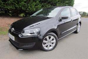 used VW Polo TDI SE (75bhp) in herefordshire-for-sale
