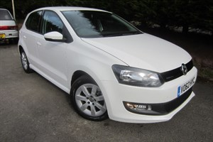 used VW Polo TDI BlueMotion S (75bhp) in herefordshire-for-sale