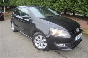 used VW Polo Match (85bhp) in herefordshire-for-sale