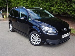 used VW Touran TDI SE (105bhp) in herefordshire-for-sale