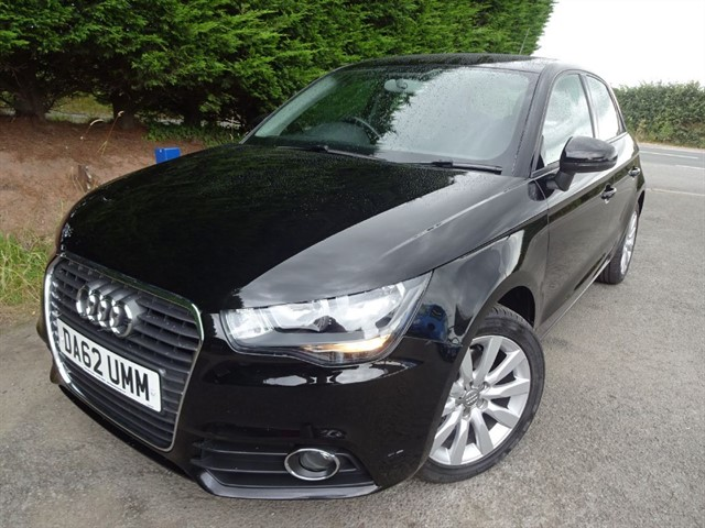 used Audi A1 TDI Sportback Sport (105bhp) in herefordshire-for-sale