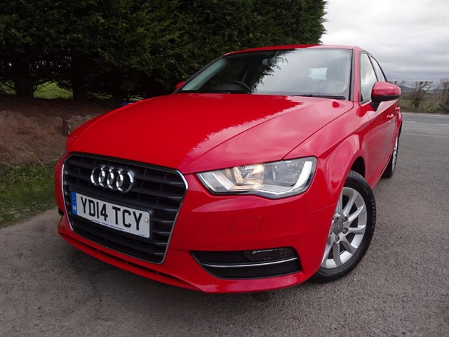 used Audi A3 TDI SE (150bhp) in herefordshire-for-sale