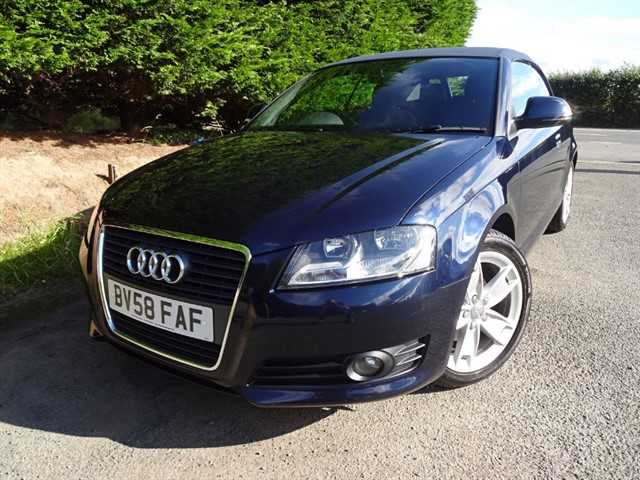used audi a3 cab for sale sheffield south yorkshire. Black Bedroom Furniture Sets. Home Design Ideas