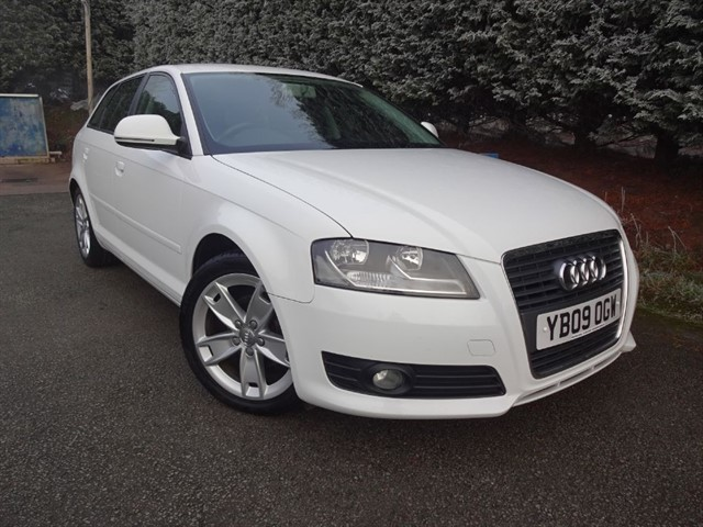 used Audi A3 TDIe Sport (105bhp) in herefordshire-for-sale