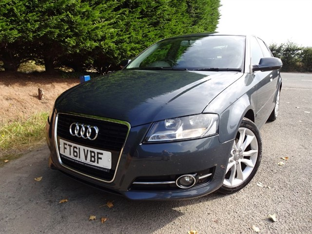 used Audi A3 TDI Sport (105bhp) in herefordshire-for-sale