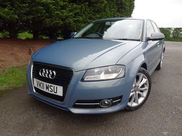 used Audi A3 TFSI Sport (125bhp) in herefordshire-for-sale