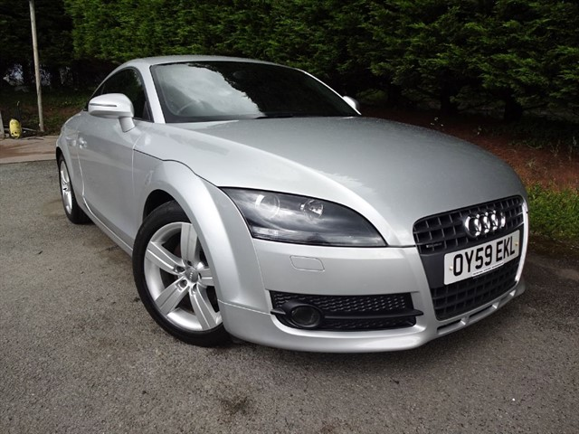 used Audi TT TDI Quattro (AWD) (170bhp) in herefordshire-for-sale