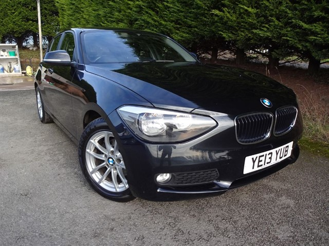 used BMW 116d Efficient-Dynamics (115bhp) in herefordshire-for-sale