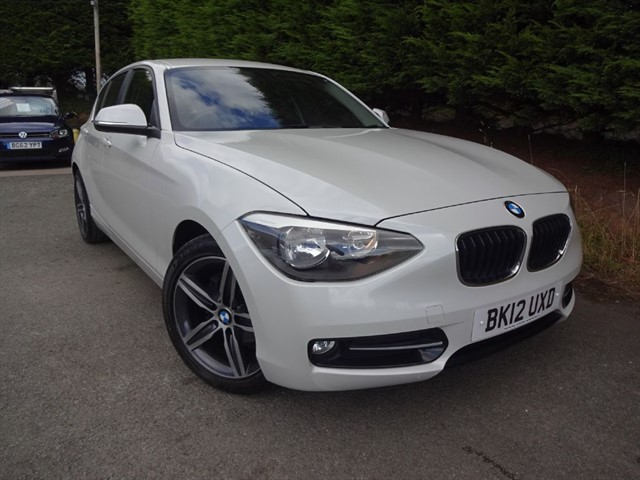 used BMW 118d Sport (140bhp) in herefordshire-for-sale