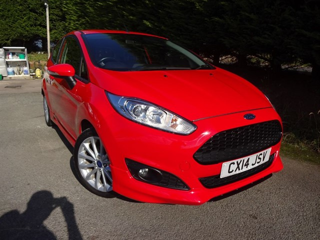 used Ford Fiesta TDCI Zetec-S (95bhp) in herefordshire-for-sale