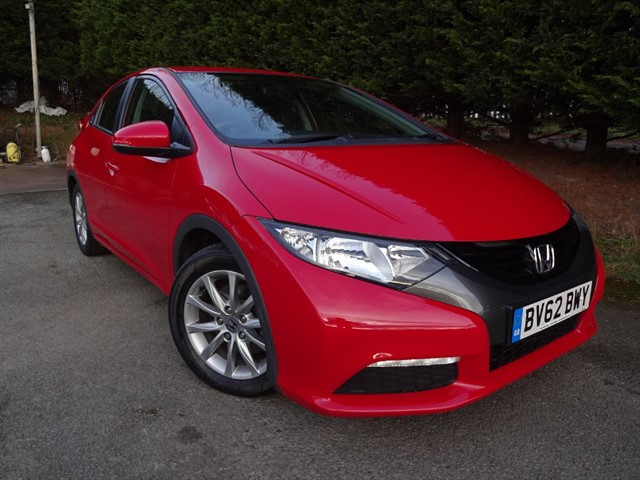 used Honda Civic I-DTEC SE (150bhp) in herefordshire-for-sale