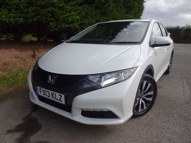 used Honda Civic I-DTEC SE (120bhp) in herefordshire-for-sale