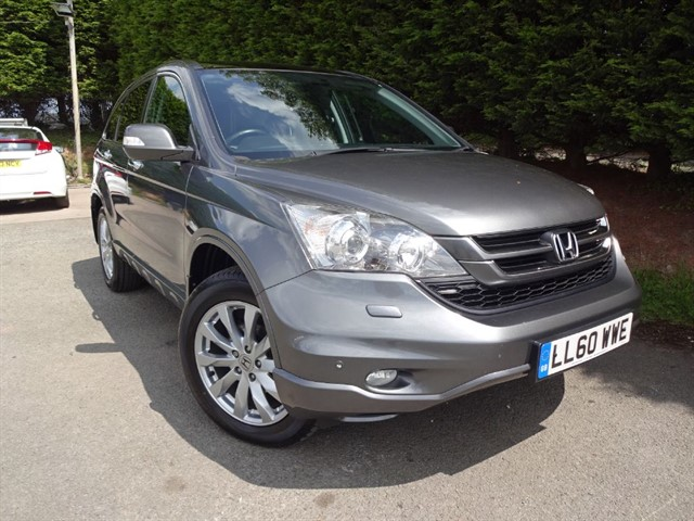 used Honda CR-V I-DTEC EX (150bhp) in herefordshire-for-sale