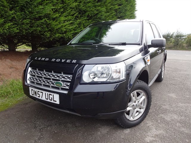 used Land Rover Freelander 2 TD4 S (160bhp) (AWD) in herefordshire-for-sale