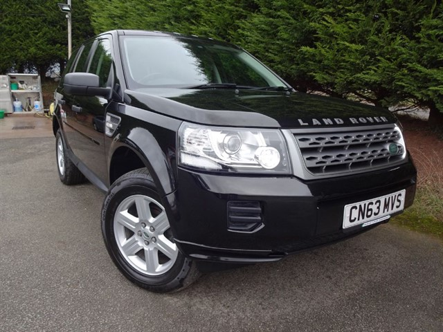 used Land Rover Freelander TD4 GS (150bhp) (AWD) in herefordshire-for-sale