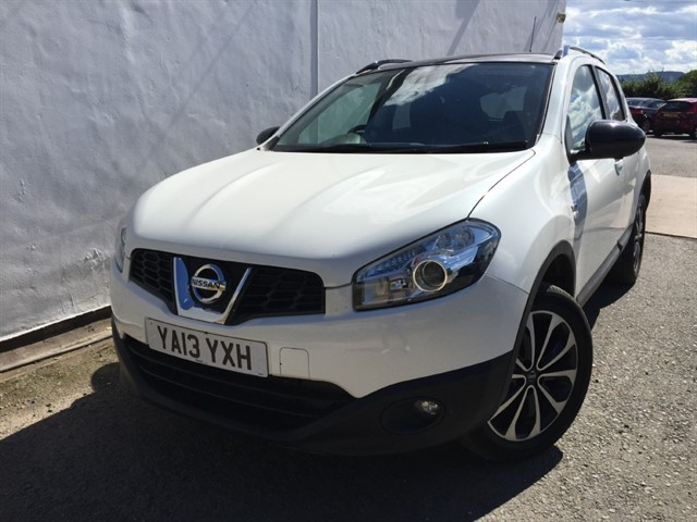 used Nissan Qashqai DCI 360 in herefordshire-for-sale