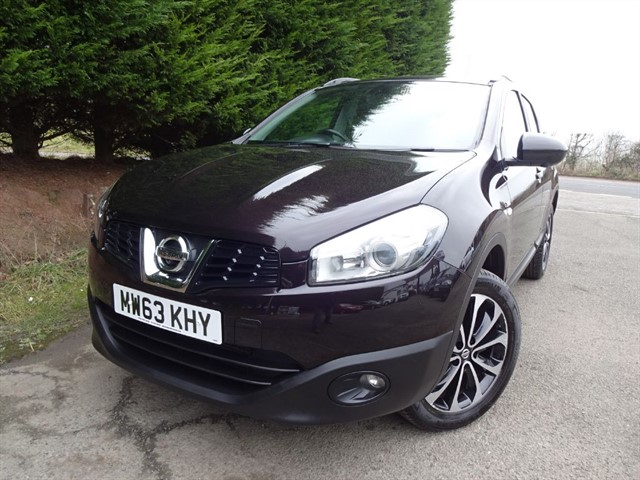 used Nissan Qashqai DCI 360 (110bhp) in herefordshire-for-sale
