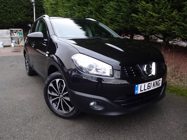 used Nissan Qashqai N-Tec Plus (115bhp) in herefordshire-for-sale