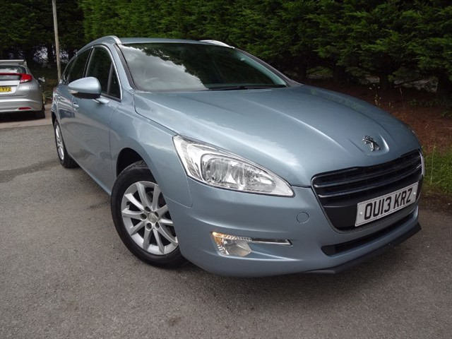 used Peugeot 508 HDI SW SR (110bhp) (Estate) in herefordshire-for-sale