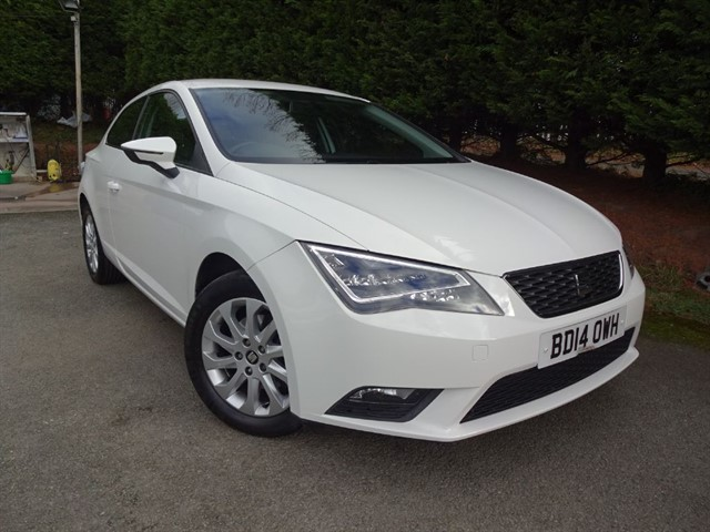 used SEAT Leon TDI SE Technology (105bhp) in herefordshire-for-sale