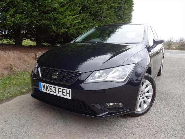 used SEAT Leon TDI SE (105bhp) in herefordshire-for-sale