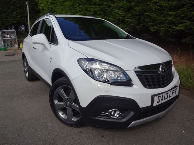 used Vauxhall Mokka CDTI SE (130bhp) in herefordshire-for-sale