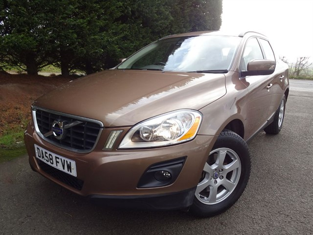 used Volvo XC60 D4 SE AWD (163bhp) in herefordshire-for-sale