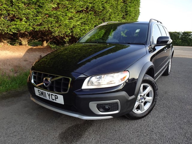used Volvo XC70 D5 ES (212bhp) (AWD) (Automatic) in herefordshire-for-sale