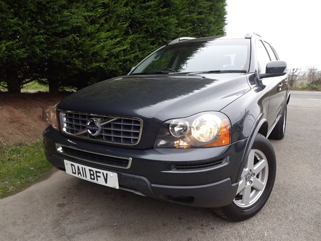 used Volvo XC90 D5 Active (200bhp) (AWD) in herefordshire-for-sale