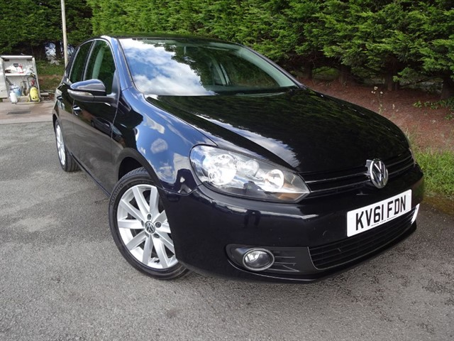 used VW Golf TDI GT (140bhp) in herefordshire-for-sale