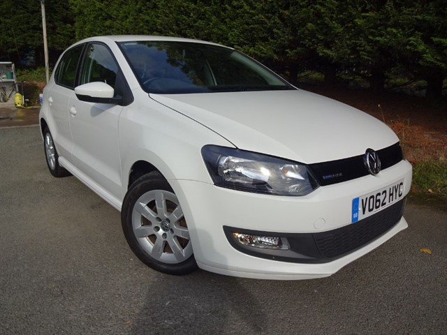 used VW Polo TDI BlueMotion (75bhp) in herefordshire-for-sale