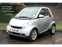 Used Smart Car Fortwo Coupe Cdi Passion 2Dr Softouch Auto [luxury Pack] [2010] Coupe