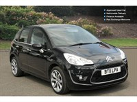 Used Citroen C3 Vti 16V Exclusive 5Dr Hatchback