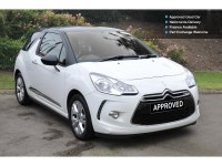 Used Citroen DS3 Hdi 16V Dstyle 3Dr Hatchback
