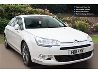 Used Citroen C5 Hdi 16V Exclusive [160] 4Dr Auto Saloon