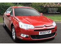 Used Citroen C5 Hdi 16V Exclusive [160] 4Dr Saloon