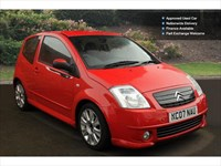 Used Citroen C2 I 16V By Loeb 3Dr Hatchback