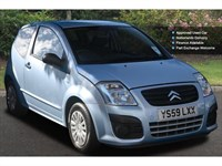 Used Citroen C2 I Vt 3Dr Hatchback