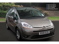 Used Citroen C4 Hdi 16V Vtr Plus 5Dr Egs Estate