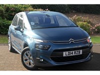 Used Citroen C4 Picasso Hdi Vtr+ 5Dr Estate