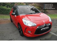 Used Citroen DS3 Hdi 110 Dsport 3Dr Hatchback